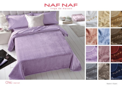 NAF-NAF deka CHIC 160x240