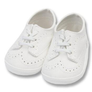 Cipelice za bebe - bijele