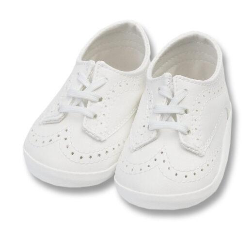Cipelice s-125 bijele