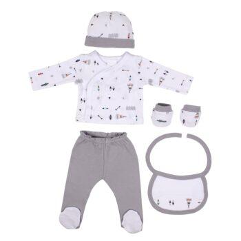 komplet za novorođenče Interbaby
