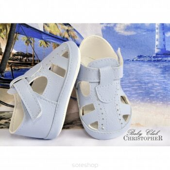 Sandalice sv. plave 5324
