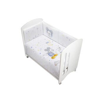 posteljina za bebu 5/1 Mickey