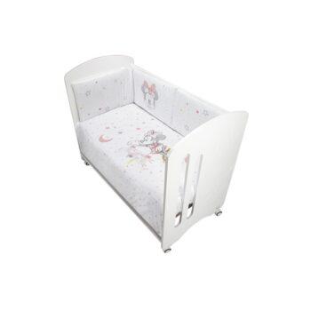 posteljina za bebu 5/1 Minnie