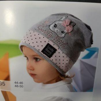 Kapa za djevojčice model 42-035