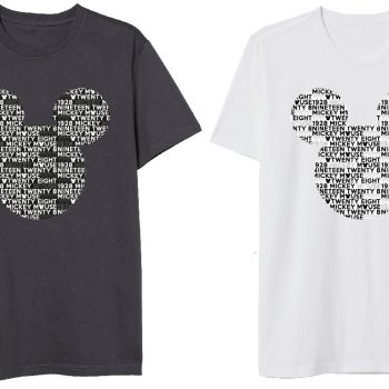 Majica kratki rukav Mickey