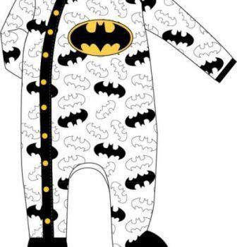 Kombinezon za bebu Batman