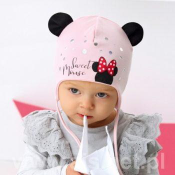 Kapa za bebe djevojčice 42-011