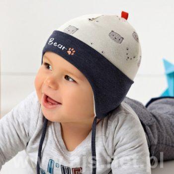 Kapa za bebe dječake 42-021