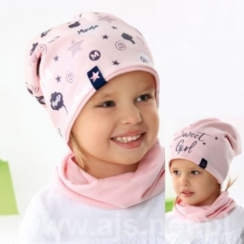 Kapa za djevojčice model 42-082