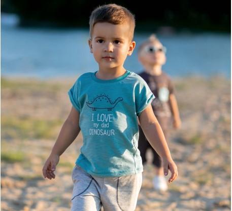 Hlače i majica za dječake KP248