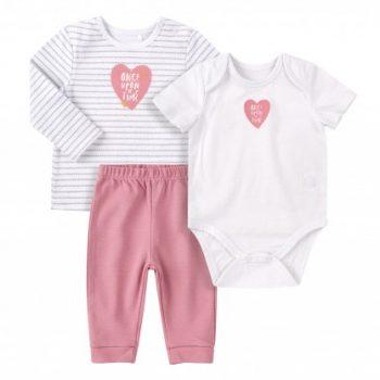 komplet za novorođenu bebu kp255