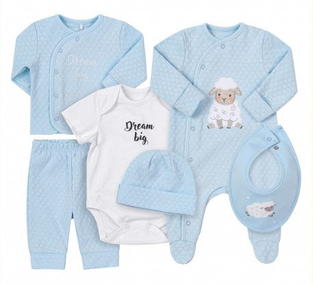 komplet za novorođenče kp260