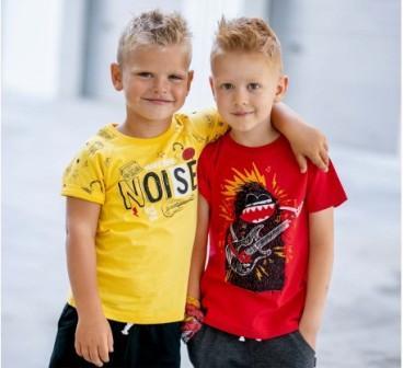 Hlače i majica za dječake KS649