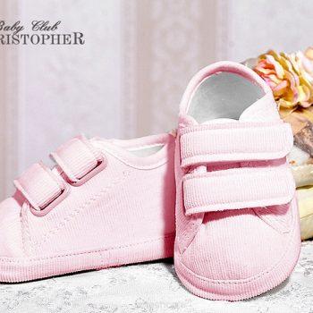 Tenisice za bebe roze