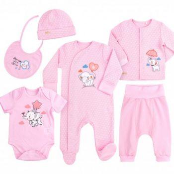 Komplet za novorođenče KP228