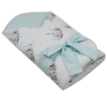 Jastuk za nošenje bebe s kokos uloškom