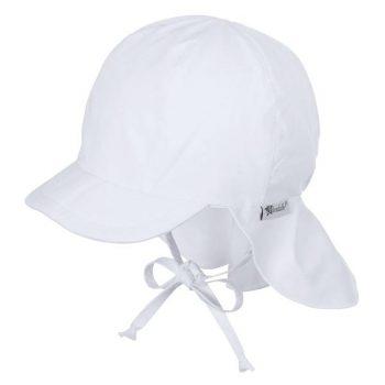 Kapa s UV zaštitom bijela