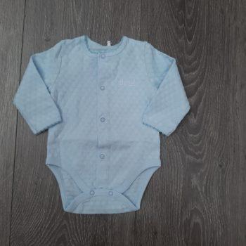 Bodi za bebe plavi