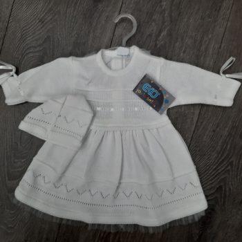 Komplet za krštenje haljina