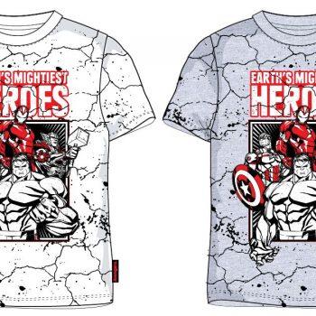 Majica za dječake Osvetnici