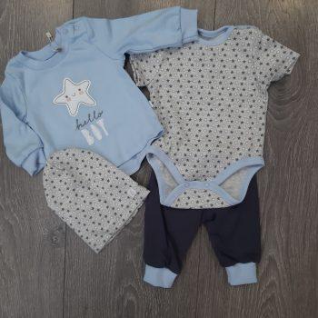 Komplet za novorođenu bebuKP249