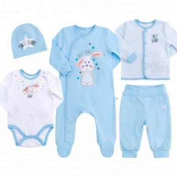 Komplet za novorođenče kp218